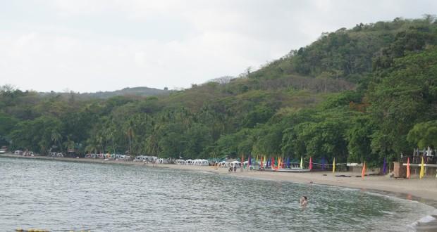 Costa De Oro coast line