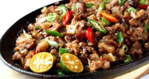 Sisig is one the Philippines' most popular dishes.