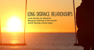 Long Distance Relationships