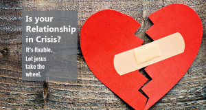 Is your relationship in Crisis?