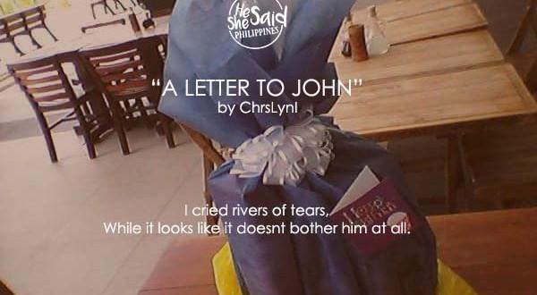 Letter to John