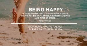 happy-para sa iba