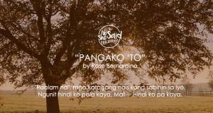 pangako to