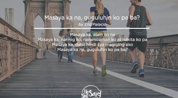 miss ko na yung dating tayo Miss ko na yung dating ikaw quotes, tagalog spoken words (poetry)   - miss na  kita -  masakit isiping wala na tayo, pero gusto kong ibalik ang lahat ng ito.