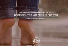 Falling Rain