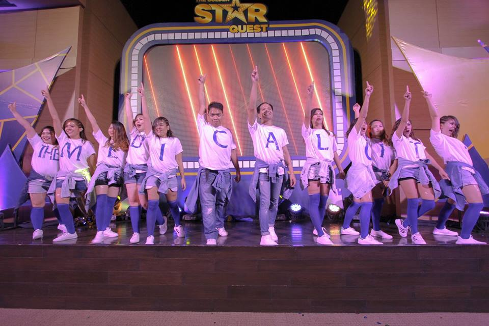 Golden Star Quest First Place Winner - PMR Dance Group - TMC Main