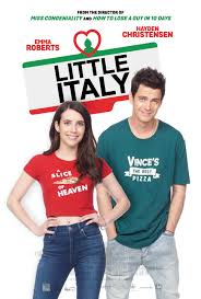 Little Italy poster