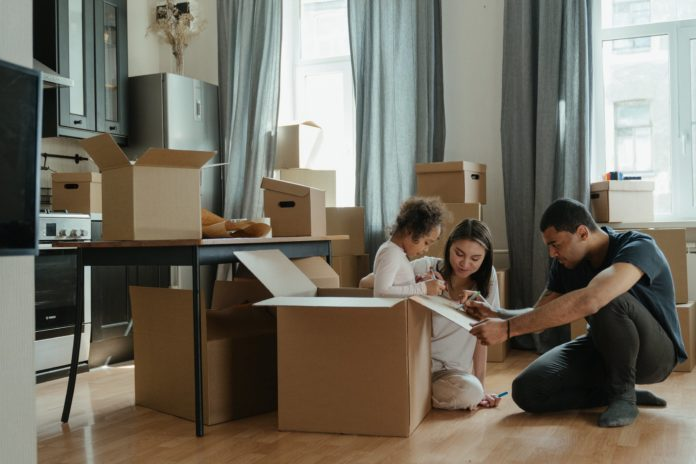 How to Move into Your New Home Like a Professional